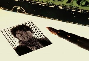 Gentaro Murakami auto-portrait