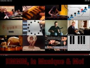hummm la musique et moi