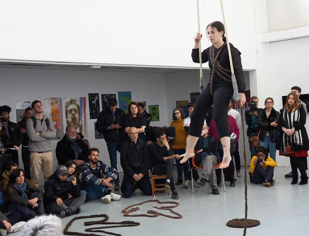 L'EMA représenté au festival «Excentricité»